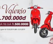 Vespa Valerio nhập khẩu 2019 đã ra mắt