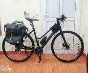 2 Xe đạp touring Crescent 700c Nhật bãi