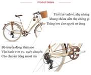 3 Xe đạp nữ Giant Ineed Latte 26