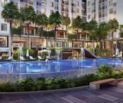 7 Chính chủ cần bán căn hộ 2 phòng ngủ view hồ bơi, căn góc, hướng đông nam.