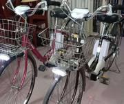 Xe đạp điện hàng bai nhật về xe đẹp