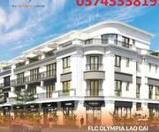 4 FLC OLYMPIA nhìn ra quảng trường mới Lào Cai là khu đô thị thể thao đáng sống