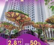 3 Đóng 50 nhận ngay căn chung cư cao cấp Goldmark City 93.4 m2, 3PN.
