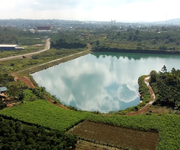 8 Khu nghỉ dưỡng 500 đến 2000m2 view mặt hồ, cách trung tâm Bảo Lộc 5km