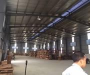 Cho thuê kho xưởng KCN Thạch Thất Quốc Oai, Hà Nội, diện tích 2500m2.