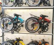 Khai trương tiệm xe đạp gấp giảm giá cực sốc