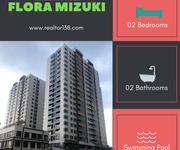 1 Căn hộ 02 phòng ngủ Flora Mizuki - Mizuki Park 1