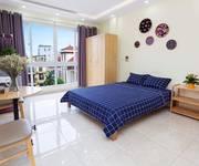 4 Cho thuê căn hộ Studio 35m2 đầy đủ nội thất.