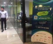 1 Mở bán sàn văn phòng, quận Thanh Xuân, 30tr/m2, lợi nhuận 9/năm