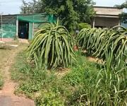 1 Bán vườn và nhà cấp 4 MT kênh Ca Găng, cách đường nhựa 500m, giá 1tỷ