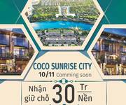 1 Coco Sunrise City- Dự án được mong đợi nhất năm
