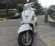 Bán xe máy attila-Elirabett,màu trắng,biển 30 k,còn mới