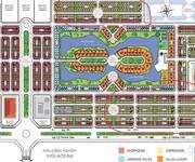 5 New City Phố Nối HƯNG YÊN - Đất nền chỉ với giá từ 11tr/m2