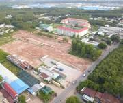 Đất mặt tiền HUỲNH VĂN LŨY,TP MỚI BÌNH DƯƠNG,dân cư đông đúc,sát bên trường học