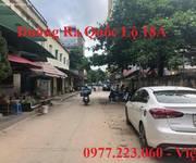 1 Bán đất ngõ 20 Nguyễn Văn Cừ, P. Hồng Hải, DT: 89.3m2, MT: 4.68m. Hướ