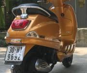 4 Cần bán Vespa LX 125 nhập khẩu đời chót màu vàng Ero3