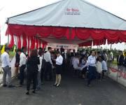Sacombank thu hồi vốn đất nền Ql 50 750tr/ nền SHR