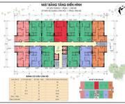 9 Cần bán căn 69m tòa HDMI - Tăng Thiết Giáp, Mỹ Đình 1, Hà Nội, 1,69 tỷ.
