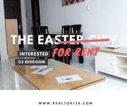 Căn hộ 02 phòng ngủ chung cư The Easter City cho thuê