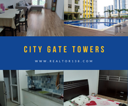 Căn hộ 02 phòng ngủ chung cư City Gate Towers cho thuê