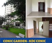 Căn hộ 2 phòng ngủ chung cư Conic Garden - KDC Conic 13B