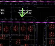Bán đất hướng Đông đường Trần Nguyên Đán diện tích 66,65m giá 35tr/m
