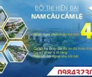 Bán đất đường 10,5m khu dân cư Nam Cầu Cẩm Lệ, Đà Nẵng