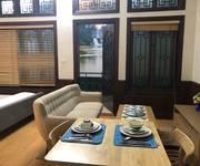 6 Cho thuê căn hộ khép kín diện tích 40m2 có ban công thoáng mát, nội thất đầy đủ, hiện đại