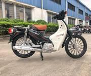 2 Xe điện XANH - Sập giá cub 81 50cc không cần bằng lái
