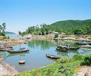 bán nhà đất 300m2 view âu thuyền, cù lao chàm, hội an, tiện kd dịch vụ