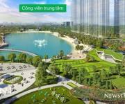3 Vinhomes Smart City căn góc 3PN view công viên 10.2HA, HTLS 0%.