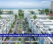 7 Bán Shophouse 2 mặt tiền, view Quảng Trường biển dự án FLC Quảng Bình