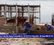 1 Bán Shophouse 2 mặt tiền, view Quảng Trường biển dự án FLC Quảng Bình