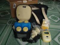 Máy hút sữa Medela Freestyle 98 đầy đủ phụ kiện thanh lý