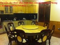 Cho thuê nhà riêng, biệt thự, căn hộ tại Hải Phòng