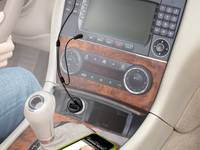 Bộ Phát Nhạc Trên Xe Hơi Belkin Car Audio Connect AUX With Bluetooth