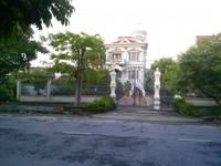 Cho thuê biệt thự số 65 đường 208 An Đồng, An Dương, Hải Phòng