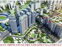 Bán chung cư thông tấn xã Việt Nam cực sốc