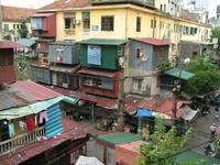 Bán tầng 3 ngõ 36 lương định của phường phương mai