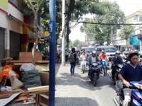 Cho thuê mặt tiền trên đường Quang Trung ngay Vincom