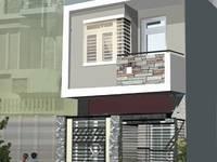 Cho thuê nhà nguyên căn 3tr/tháng, 8x53m, 2 mặt tiền khu du lịch Suối Tre, Đồng Nai