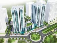 Bán suất ngoại giao căn góc số 704 giá rẻ chung cư B1B2 Tây Nam Linh Đàm.