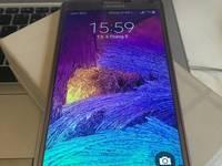 1 đôi Samsung Note 4 white cty Fullbox bh 8/2016 và Note 4 brown cty Fullbo