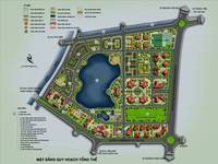 Bán biệt thự Thành phố giao lưu 163m2 đến 311m2 từ 55tr/m2 có VAT.