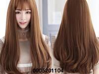 Shop chuyên cung cấp tóc giả tại Đà Nẵng. 173 Trưng Nữ Vương. SĐT 0905201104