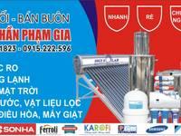 Thay lõi lọc, Sửa chữa tất cả các loại máy lọc nước RO Kangaroo, Karofi, Haosing, Aosmit, Coway