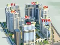 Chính chủ bán căn 18 tòa R1 124,6m2 CCCC Royal City giá 4,8 tỷ