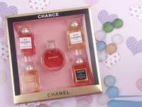 Set nước hoa channel 5 chai