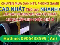 Thu mua lại dàn nét tại Đà Nẵng, Huế, Quảng Nam, Tam Kỳ và các tỉnh lân cận giá cao...