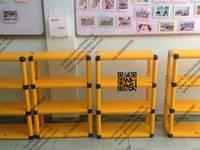 Khu vui chơi trẻ em-Bàn ghế mầm non-Bập bênh cho bé